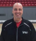 Entraîneur-gérant Éric Dufour