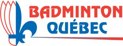 logo badminton quebec