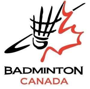 logo badminton canada
