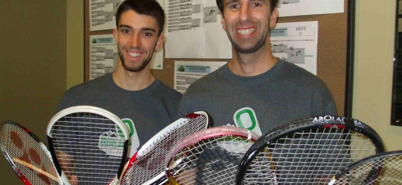Canada open racketlon
