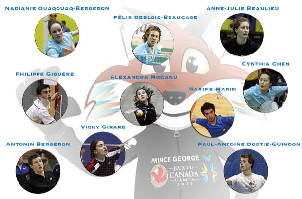 Jeux du Canada 2015 - article