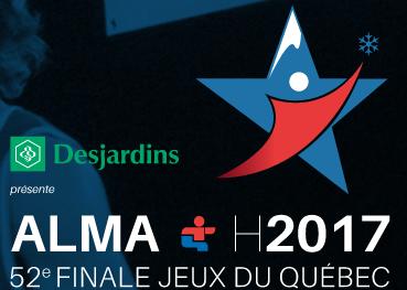 Jeux du Qc 2017 Alma