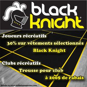 Black Knight – Partenaire du récréatif